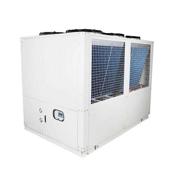 风冷式低温工业冷冻机