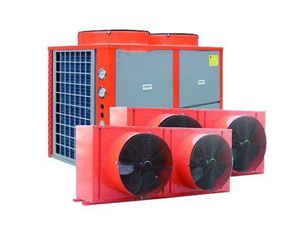 10-30P分体冷热双模式热泵烘干机组