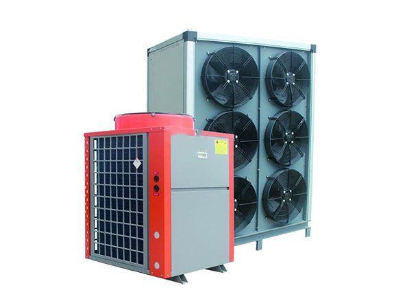 六风机分体冷热双模式空气能热泵烘干机组