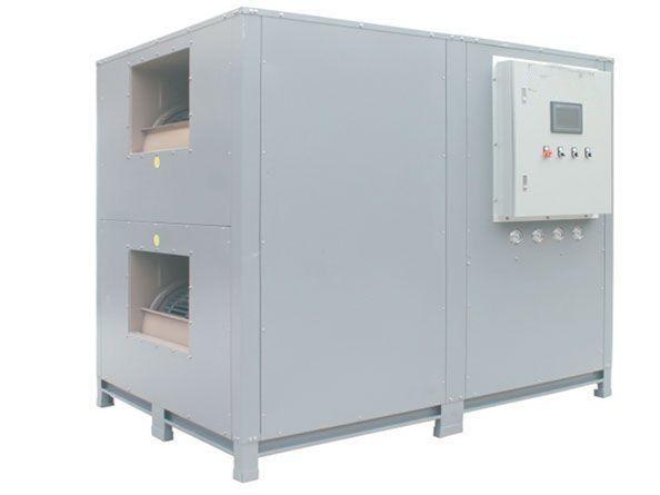 隧道式闭环热泵烘干机案例